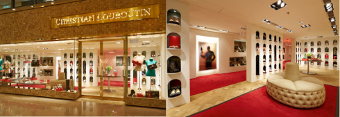adresse magasin christian louboutin paris